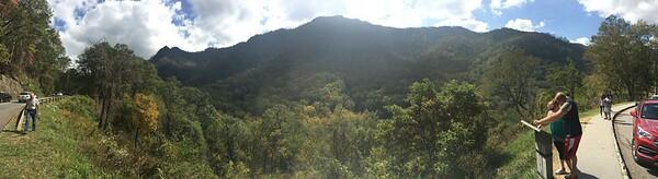 Smokies panorama