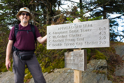Appalachian trail walker!
