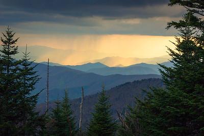 rainy-sunset-clingmans-dome