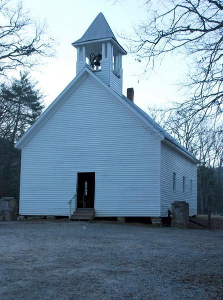 Primitive Baptist Church, Cades Cove