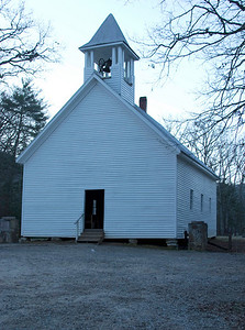 Primitive Baptist Church, Cades Cove