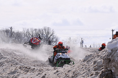 Snowcross Racing