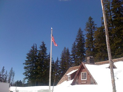 Visitor Center, Crater Lake National Park
