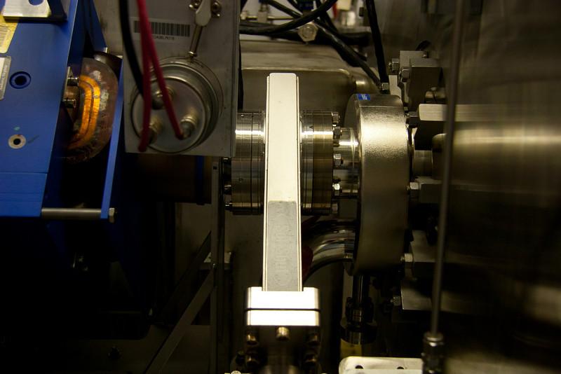 Linac tour - warm beam valve