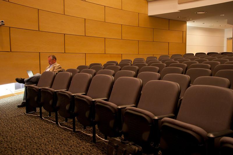 SNS auditorium