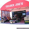 One thing I LOVE about California is Trader Joe's, for sure. I decided to pick up a salad at Trader Joe's so I could go eat it on the beach. Every tourist's dream, right?!