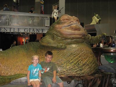 SoCal / Star Wars Visit '07