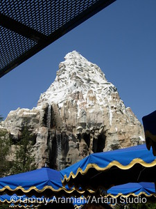 Matterhorn from Submarine line