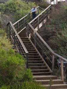 Stairway #2, Crystal Cove SP CA