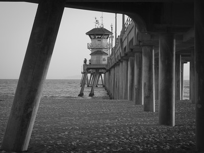 Pier & Tower, Huntington Beach CA