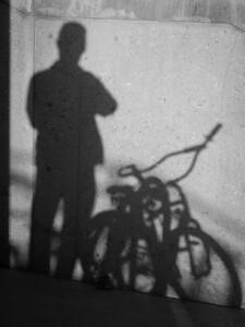 Shadows on the Pier, Huntington Beach CA