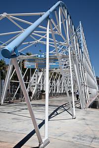 "Bridge to ""The Pike"" #2, Long Beach CA"