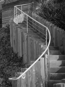 Stairway #1, Crystal Cove SP CA