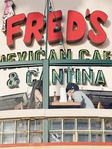 Fred's, Huntington Beach CA