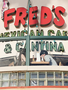 Fred's, Huntington Beach CA