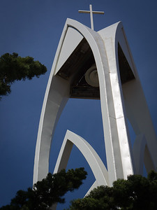"""Campanario Electronico"", Our Lady Queen of Angels, Newport Beach CA"