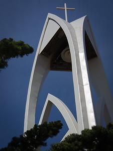 """Campanario Electronico"", Our Lady Queen of Angels, Newport Beach CA"