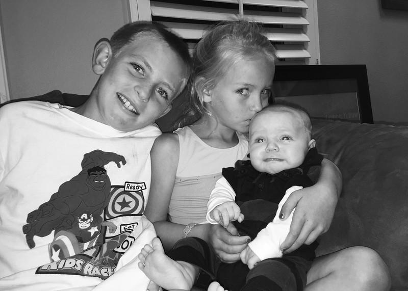 Grant, Lauren, Travis