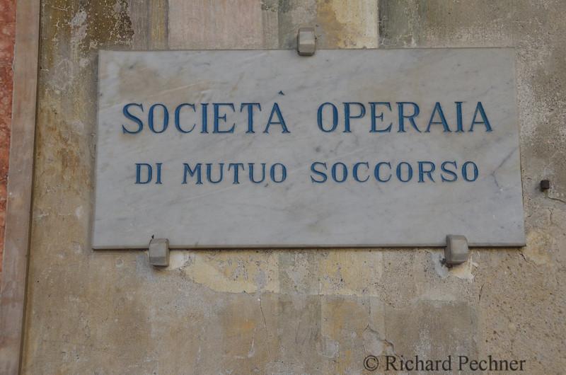 Societa Operaia, Sorrento, Italy