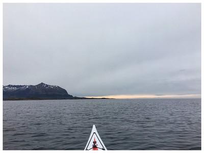 Solskjelsøya rundt januar 2017