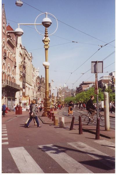 amsterdam - rokin road