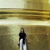 bangkok - 24k gold pillar at jade buddah palace