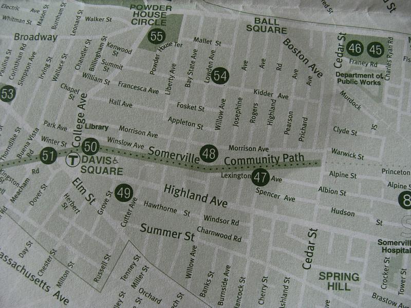 "Somerville Parks Map produced by the nonprofit WalkBoston ( <a href=""http://www.walkboston.org"">http://www.walkboston.org</a>)"