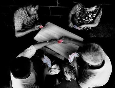 Hang Zhou - Playing cards