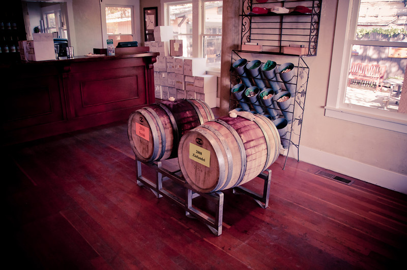 Roche Winery Tasting Room