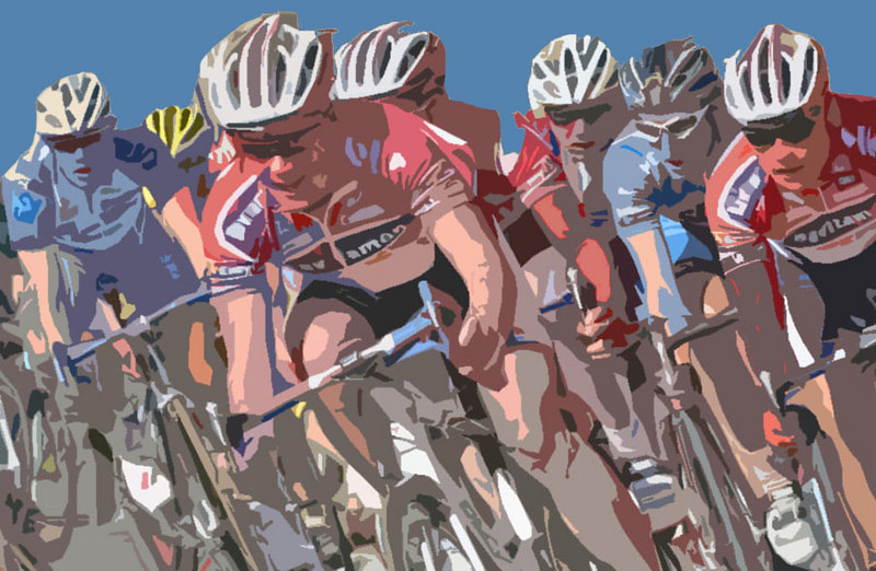 In February 2006, the Tour of California concluded its first leg in downtown Santa Rosa.