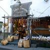 Sidestreet spice vendor in Sorrento, Italy.