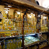 Limoncello shop in the town of Sorrento, Italy.