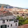 Sorrento: Hotel Plaza: From Sky Bar toward west