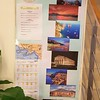 Sorrento: Hotel Plaza: Emanuele's bulletin board