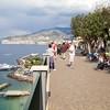 Sorrento: Villa Comunale: Toward ferry in Marina Piccola