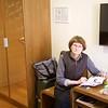 Sorrento: Hotel Plaza: Kate in room