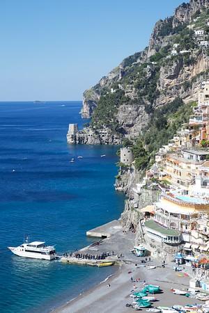 Apr 21 Positano and Amalfi