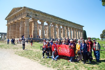 Apr 22 Paestum