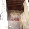 Herculaneum: Cardo V: Fresco on upper level