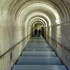 Herculaneum: Tunnel to old seashore