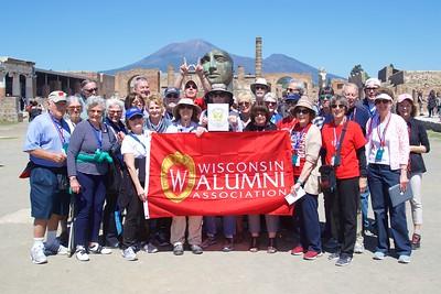 Apr 25 Herculaneum and Pompeii