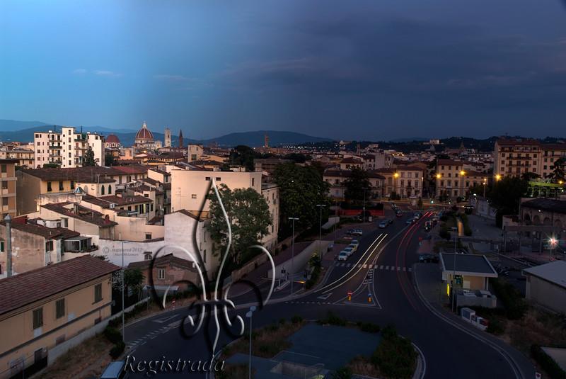 edge of night, Florence