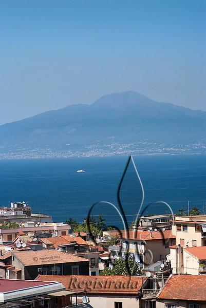 Sorrento, Mount Vesuvius