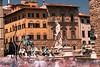 Neptune Fountain, Piazza della Signoria, Florence