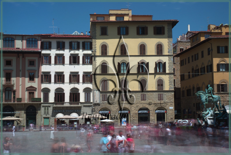 Republic Square, Florence