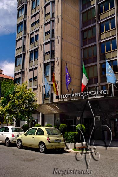 Hotel Leonardo, Rome