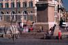 Fountain of the Obelisk, Piazza del Popolo, Rome