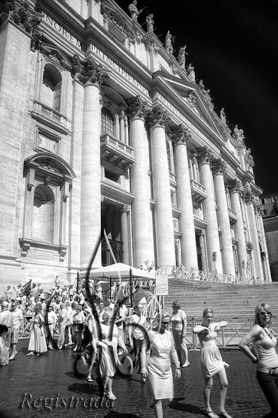 St. Peter's Basilica, Vatican City