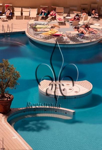 pool at Conca Park