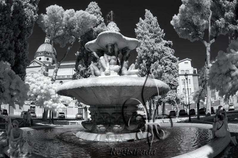 Quiriti Fountain